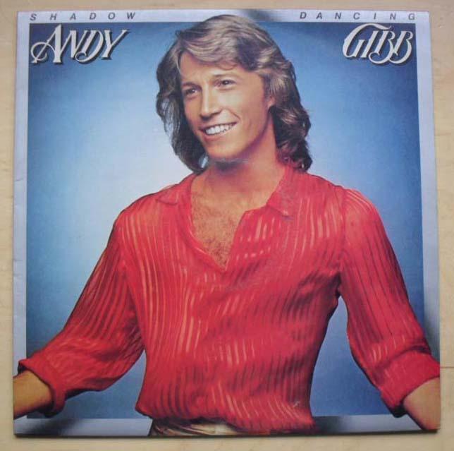 ANDY GIBB - Shadow Dancing Vinyl