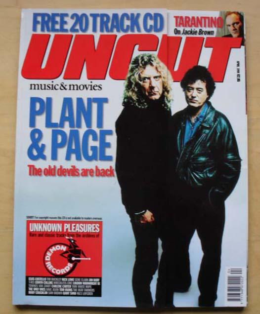 PAGE + PLANT - UNCUT #11