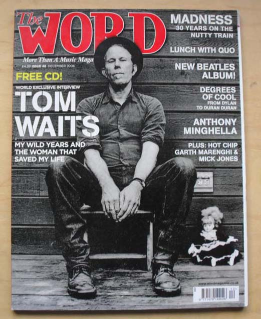TOM WAITS - Word #46