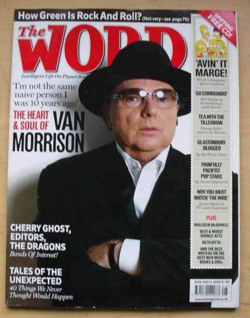 VAN MORRISON - WORD #54
