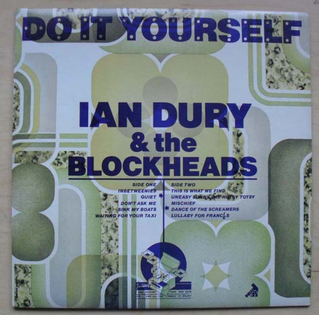 Rock of ages uk rare and collectable music vinyl cds and ian dury do it yourself p87995 solutioingenieria Image collections