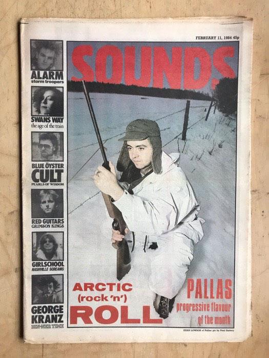 PALLAS - SOUNDS
