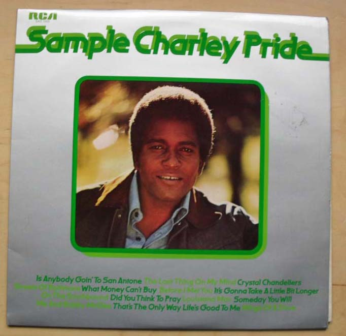 Charley pride sample charley pride records lps vinyl and cds charley pride sample charley pride album mozeypictures Images