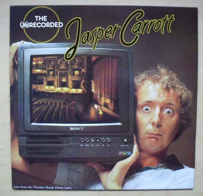 The Unrecorded Jasper Carrott