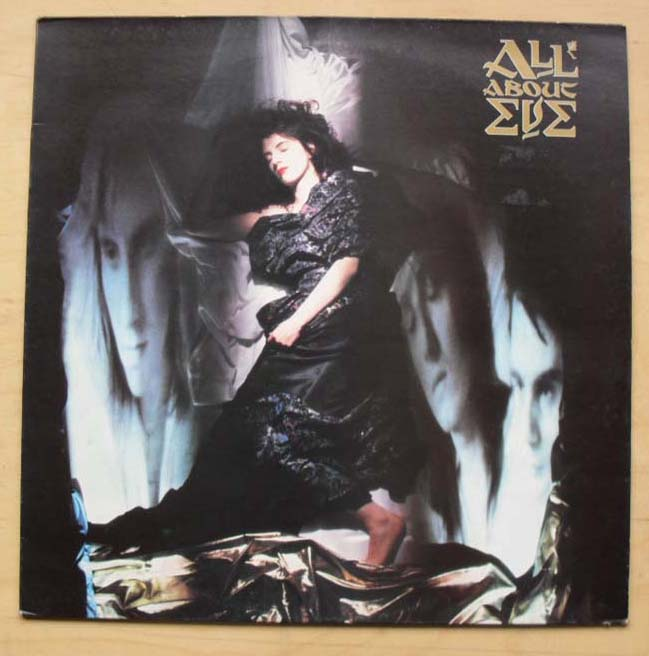 ALL ABOUT EVE - ALL ABOUT EVE - 33T