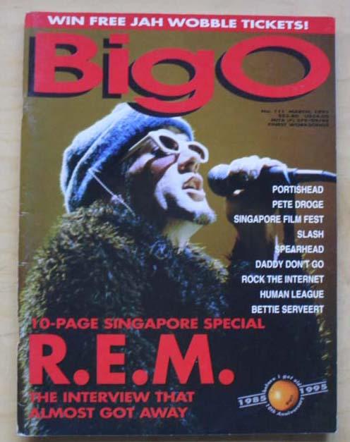 R.E.M. - BIGO(SINGAPORE)
