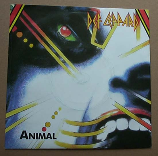 DEF LEPPARD - Animal CD