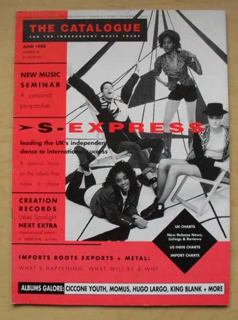 S'EXPRESS - CATALOGUE #60