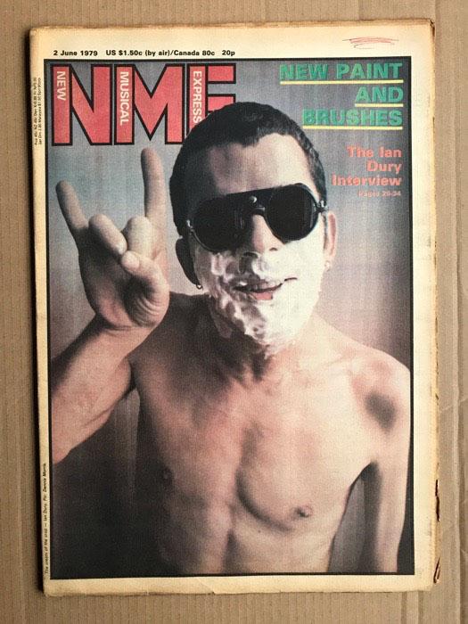 IAN DURY - NME