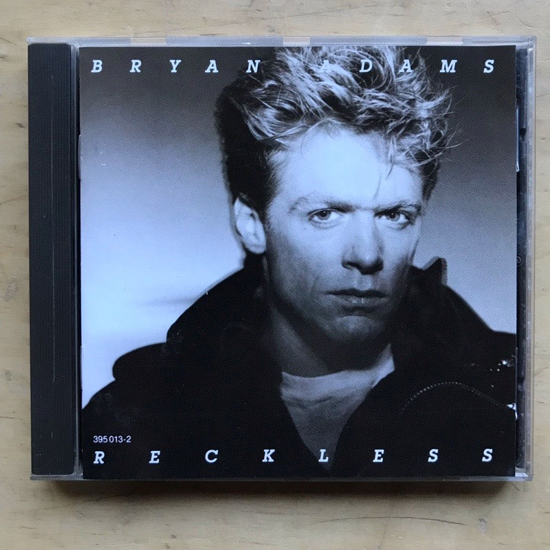 BRYAN ADAMS - Reckless LP