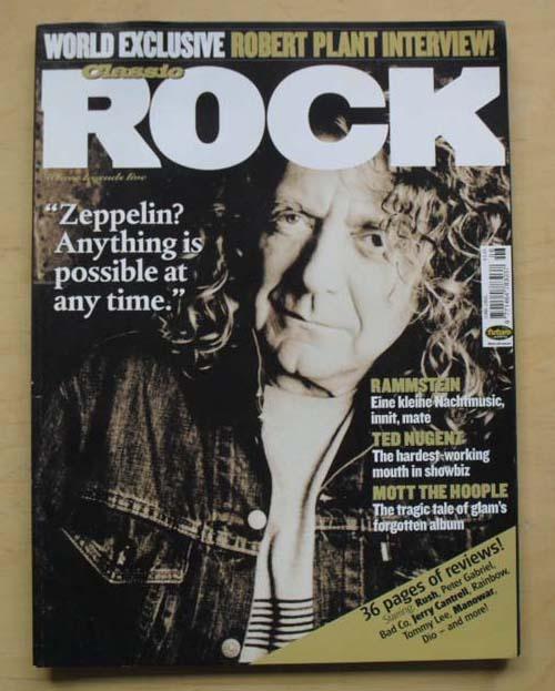 LED ZEPPELIN - CLASSIC ROCK #41