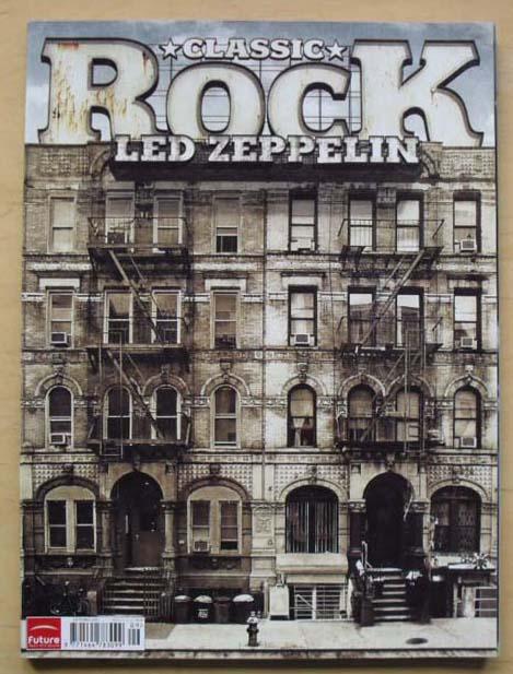 LED ZEPPELIN - CLASSIC ROCK #149-A