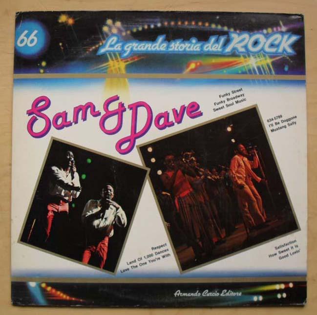 SAM & DAVE - LA GRANDE STORIA DEL ROCK 66