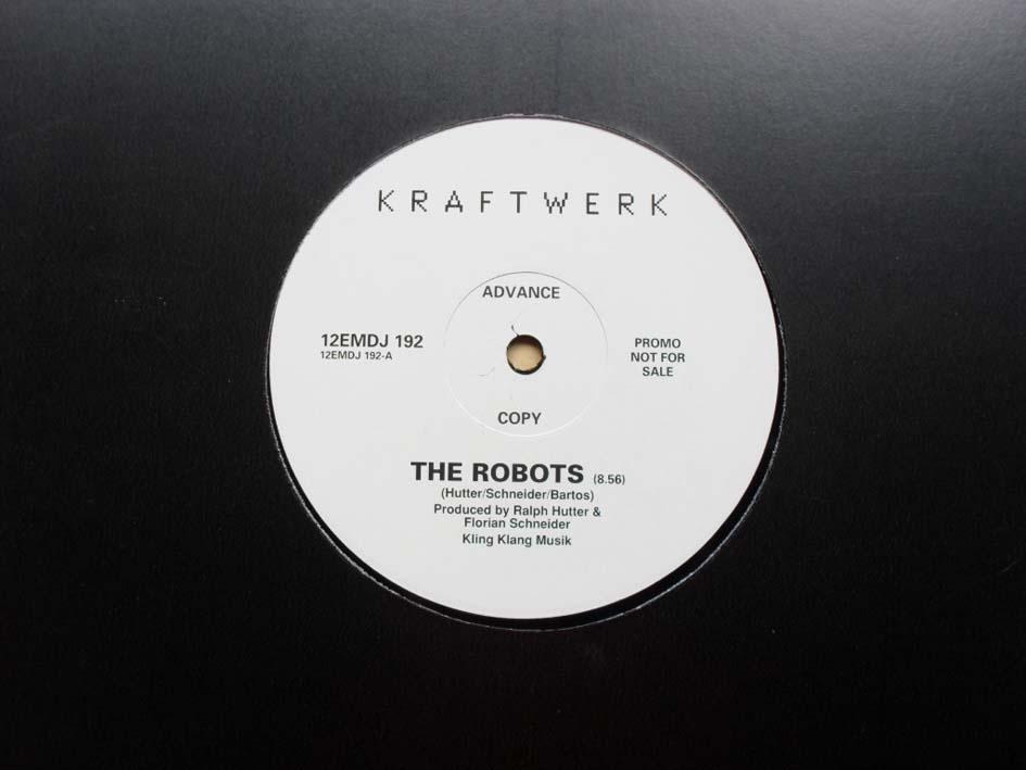 KRAFTWERK - Robots(dj)
