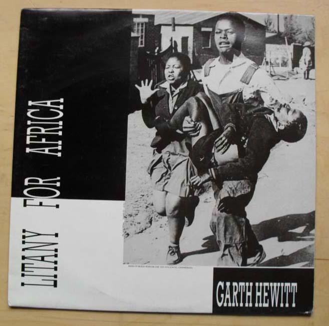 GARTH HEWITT - LITANY FOR AFRICA
