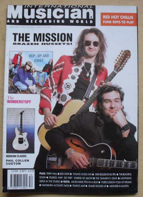 MISSION - International Musician