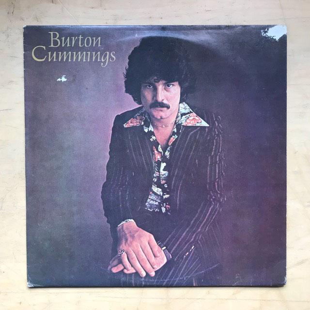 Cummings_burton Burton_cummings Records, Vinyl and CDs ...