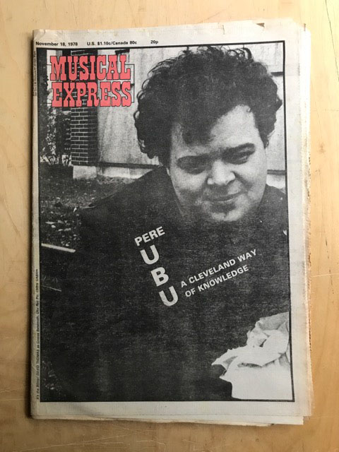 Pere Ubu Records Lps Vinyl And Cds Musicstack