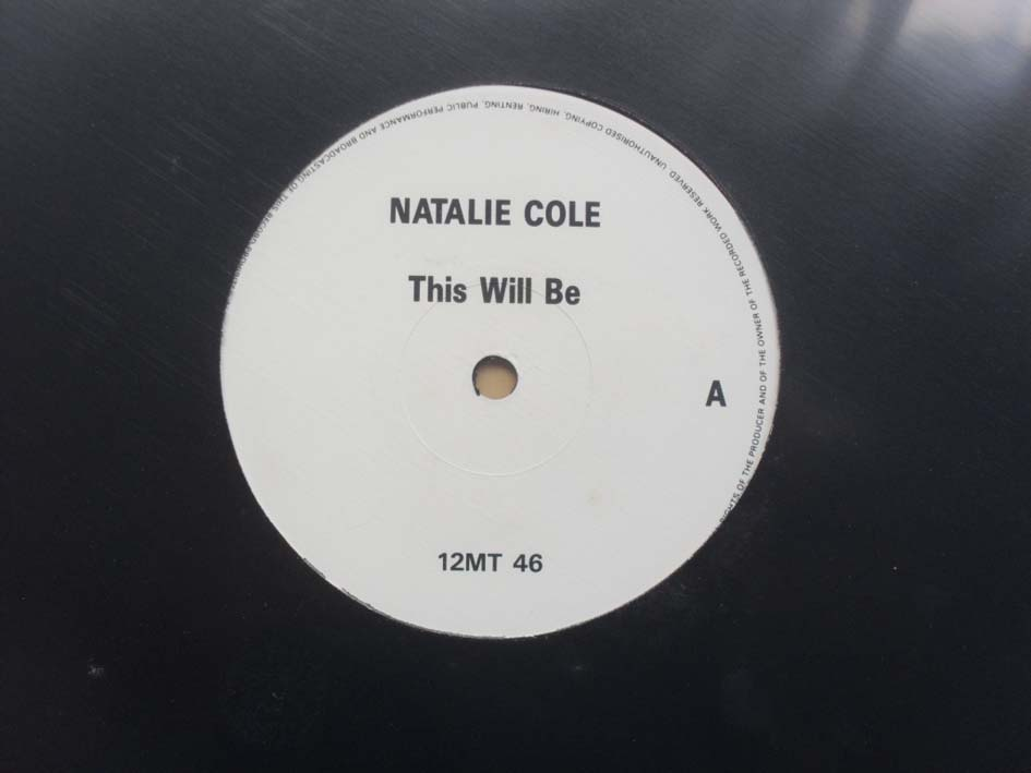 NATALIE COLE - THIS WILL BE