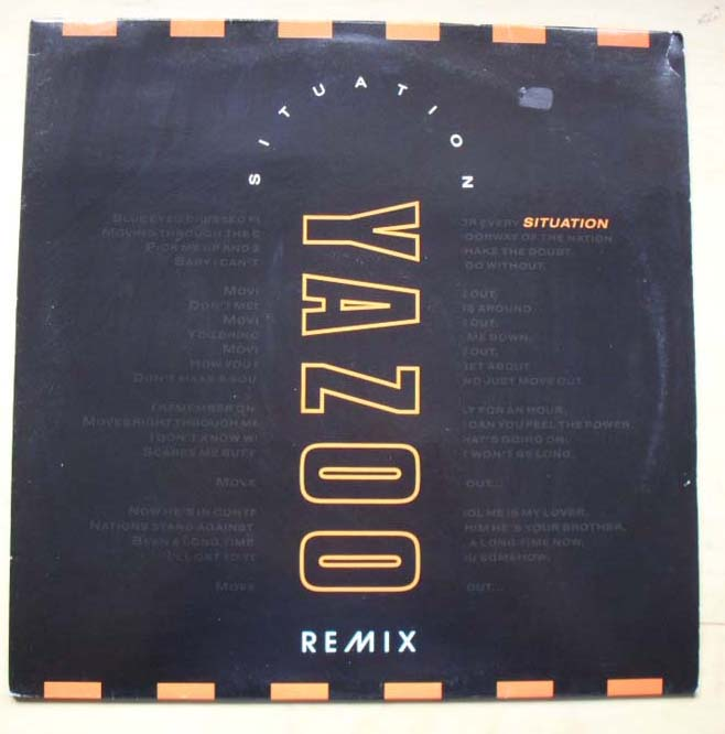 YAZOO - SITUATION - REMIX