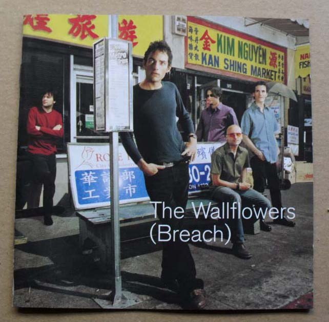 WALLFLOWERS - BREACH