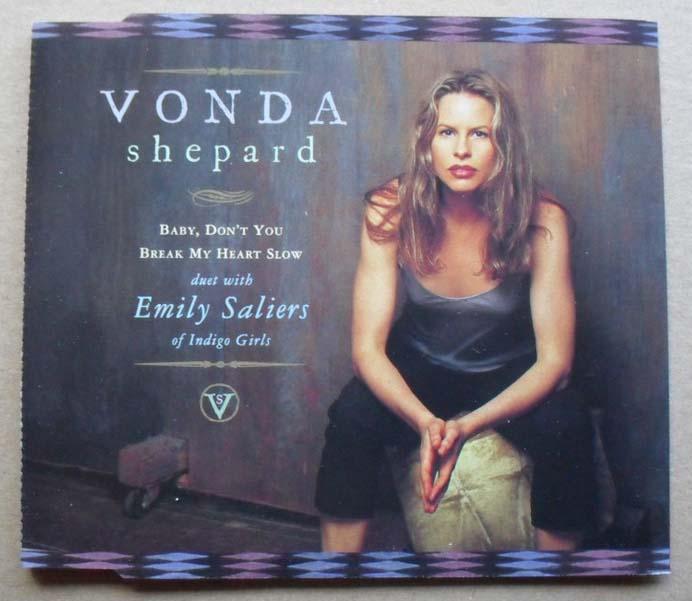 Vonda Shepard - Baby Dont You Break My Heart Slow (Chords)