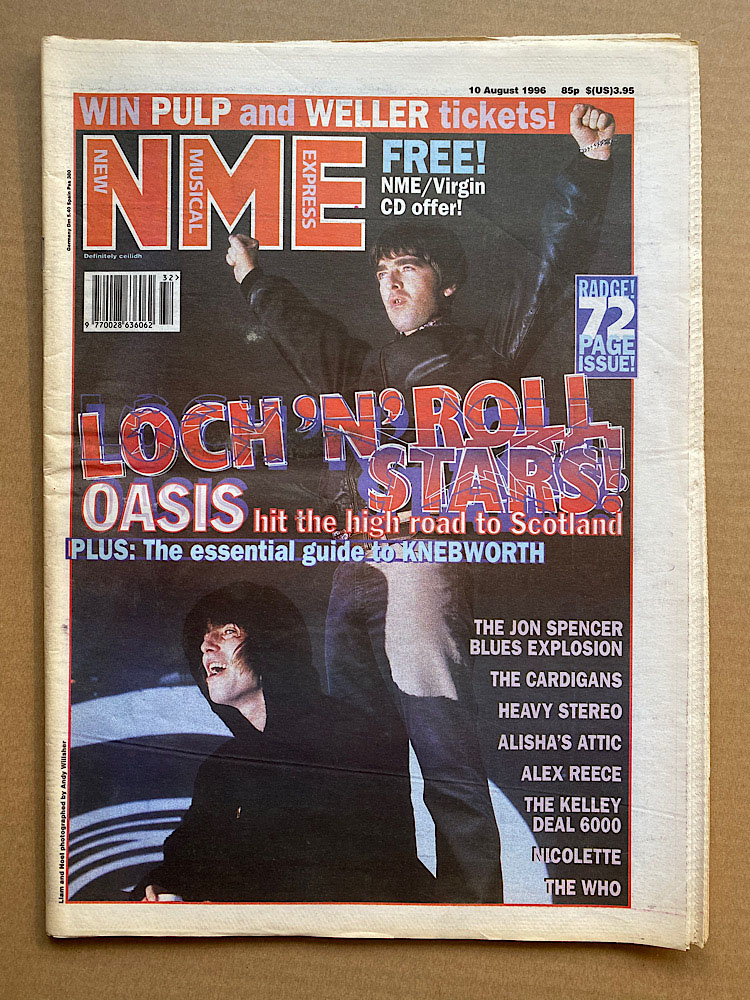 OASIS - NME