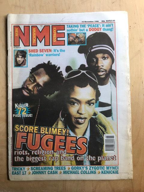 FUGEES - NME - Magazine