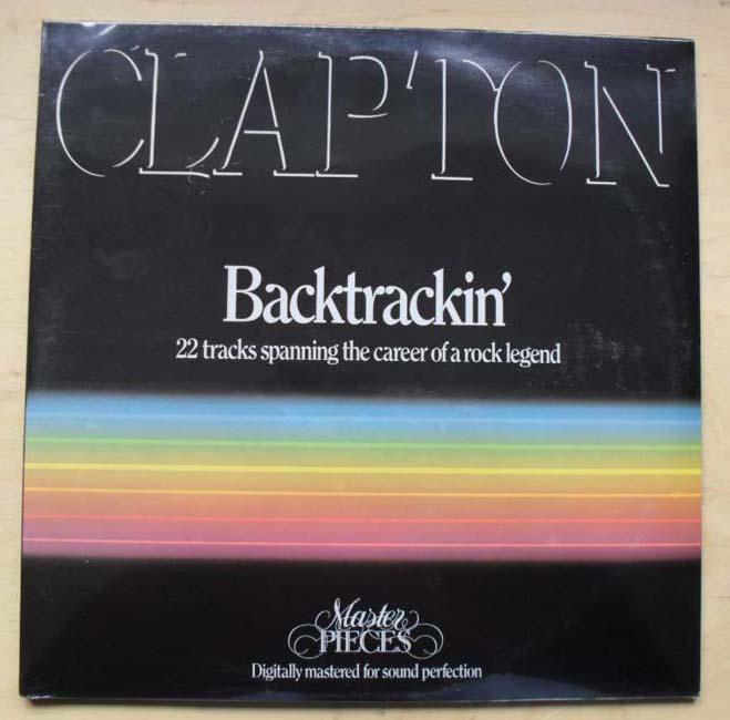 ERIC CLAPTON - Backtrackin (sealed)
