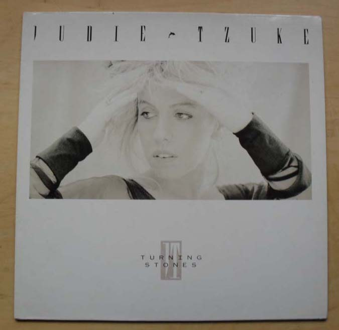JUDIE TZUKE - Turning Stones Record