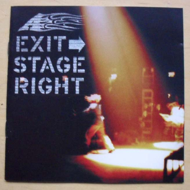 A - EXIT STAGE RIGHT