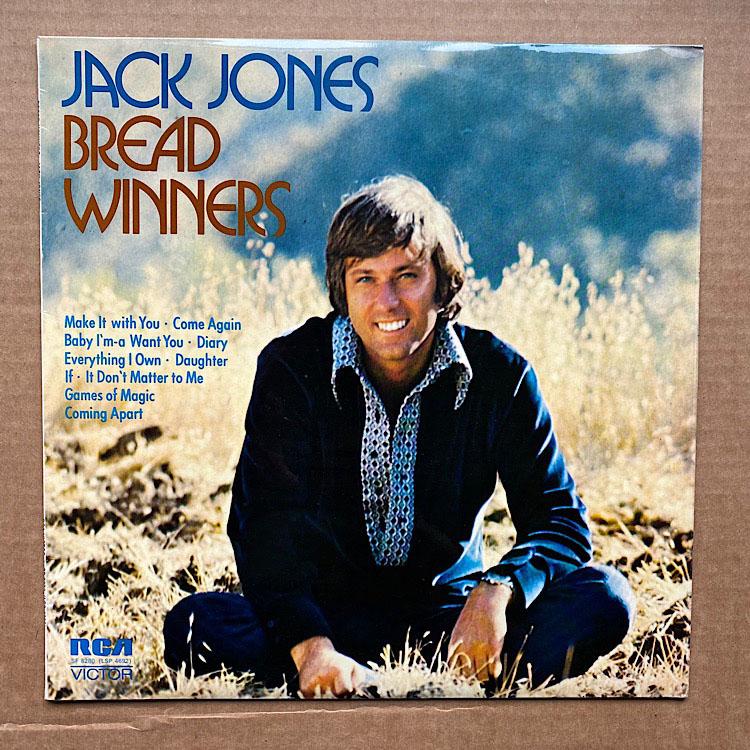 JACK JONES - BREAD WINNERS