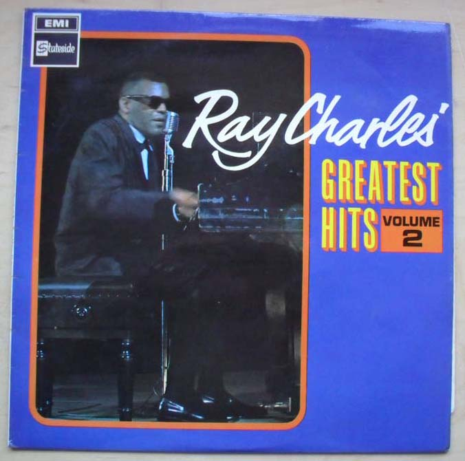 page 2 ray charles greatest hits vinyl records lp cd
