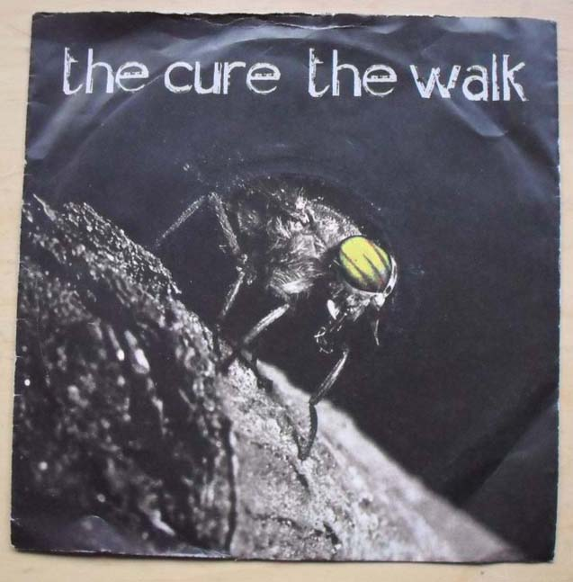 CURE - The Walk CD