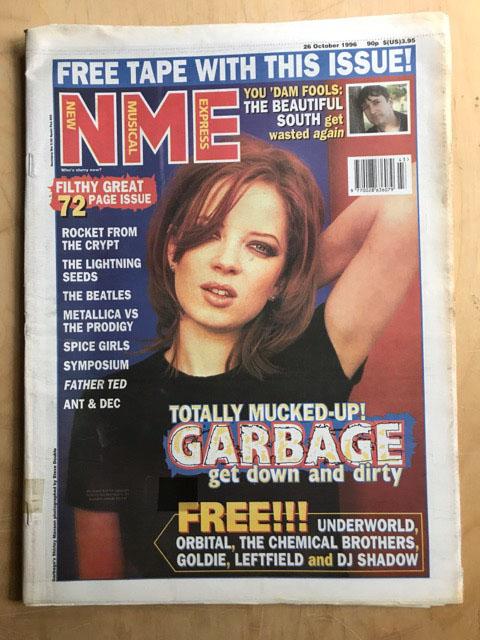 GARBAGE - NME
