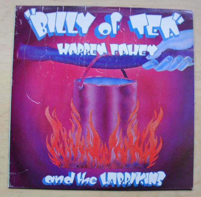 WARREN FAHEY & THE LARRKINS - BILLY OF TEN
