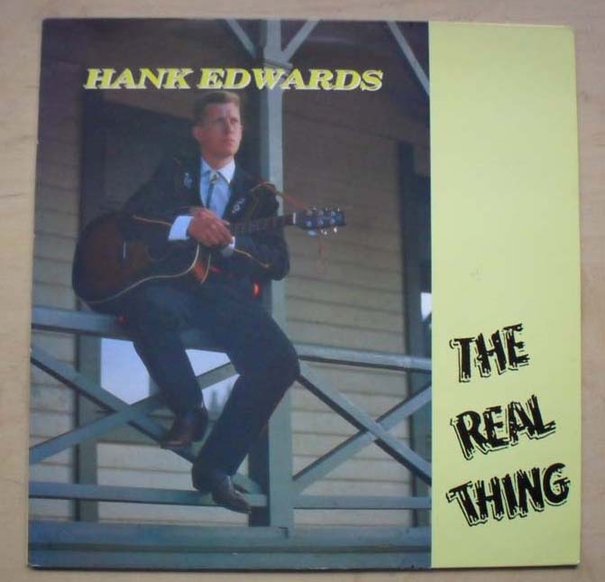 HANK EDWARDS - THE REAL THING