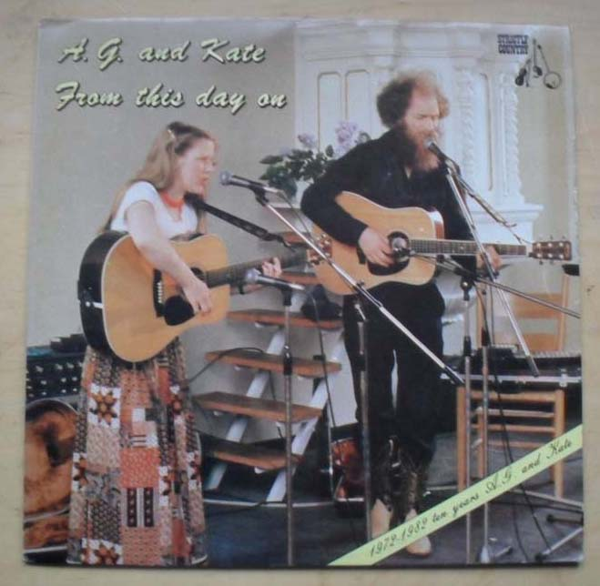 A.G. & KATE - FROM THIS DAY ON