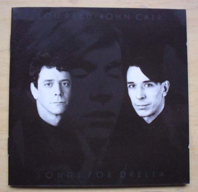 Songs For Drella - LOU REED / JOHN CALE