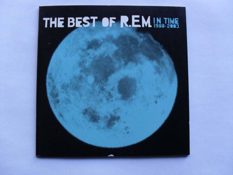 R.E.M. - IN TIME - THE BEST OF