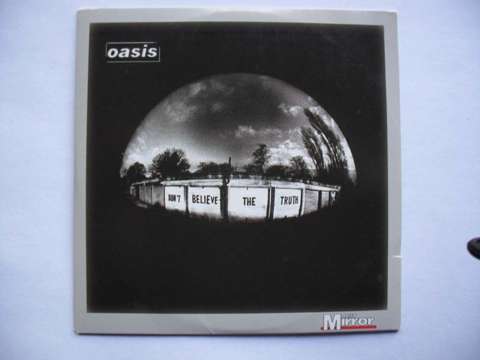 OASIS - DON'T BELIEVE THE TRUTH(SAMPLER)