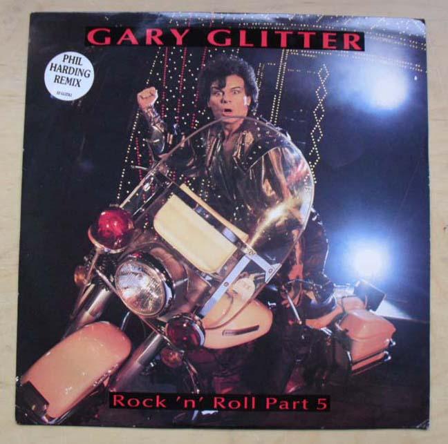 GARY GLITTER - ROCK N ROLL PART 5 (REMIX)