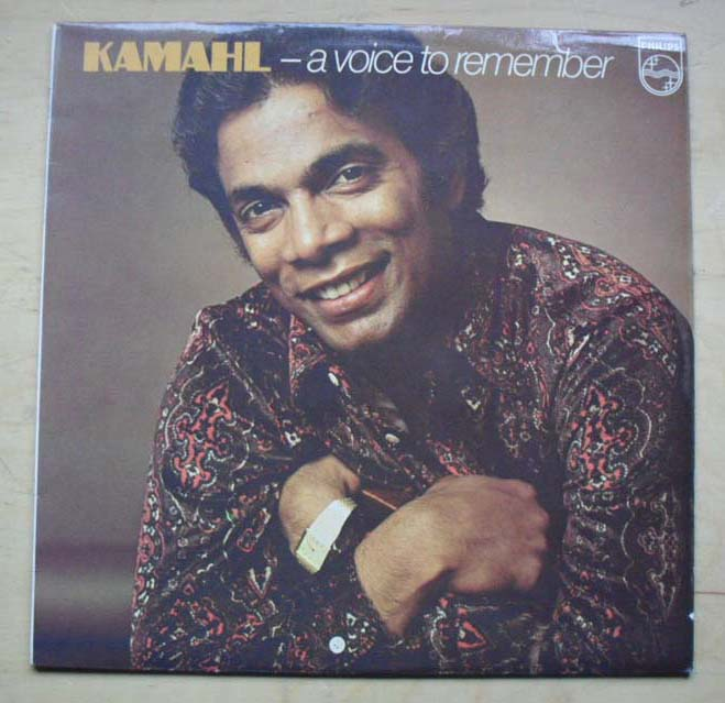 KAMAHL - A VOICE TO REMEMBER