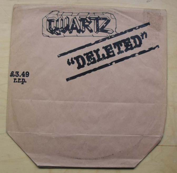 QUARTZ - DELETED