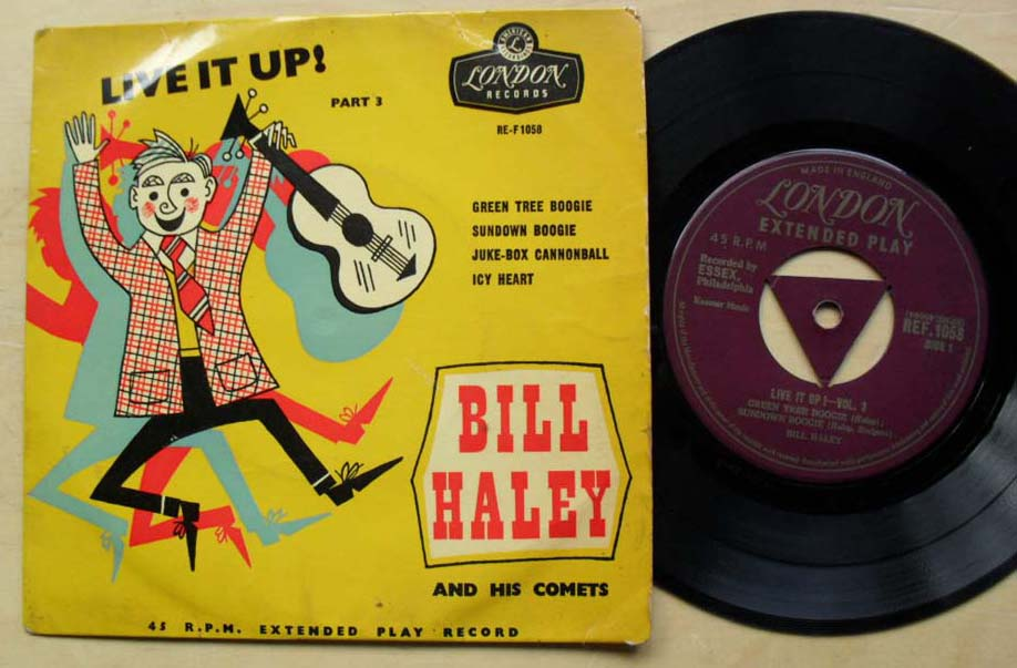 BILL HALEY & HIS COMETS - Live It Up! Part 3