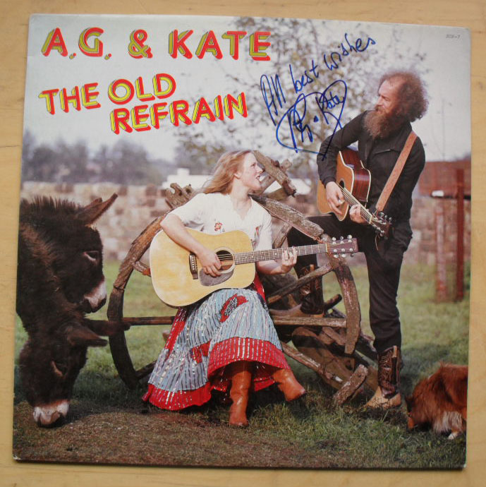 A.G. & KATE - THE OLD REFRAIN