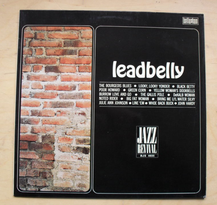 LEADBELLY - Leadbelly CD
