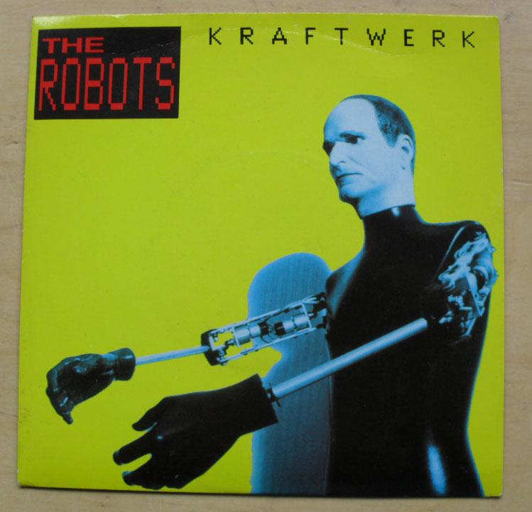 Kraftwerk The Robots Records, LPs, Vinyl and CDs - MusicStackKraftwerk The Robots