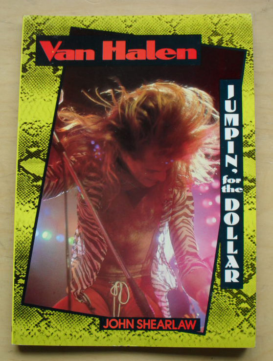 VAN HALEN - JUMP FOR THE DOLLAR