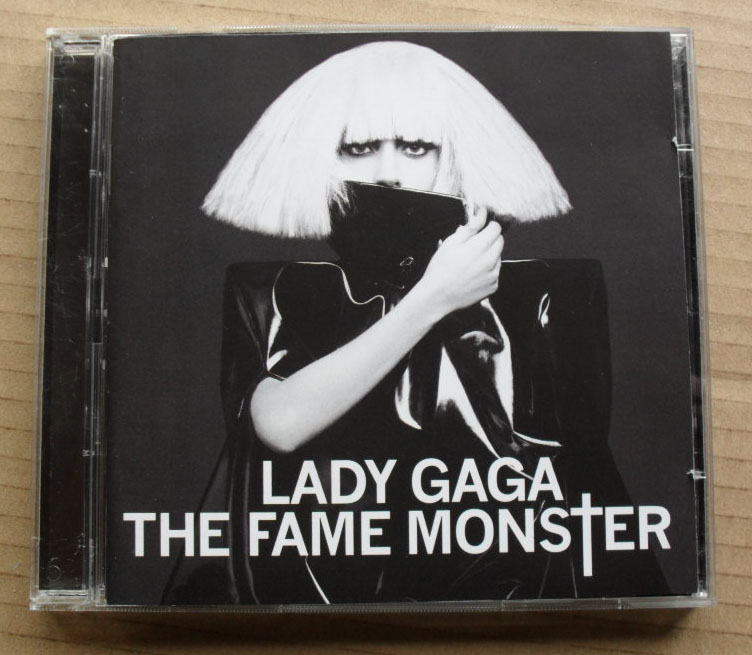 LADY GAGA - THE FAME MONSTER (2 X CD)